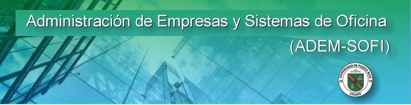 Administracion Empresas y Sistemas de Oficina